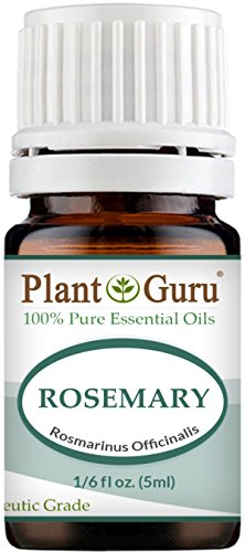 Rosemary Essential Oil 5 ml 100% Pure Undiluted Therapeutic