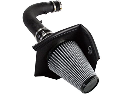 aFe Power Magnum FORCE 51-10082 Ford F-150 Performance Cold Air Intake System (Dry, 3-Layer - Valve Air 16 Intake