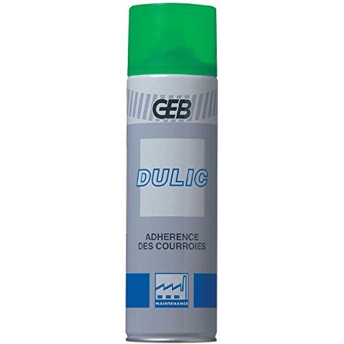 Adhérent courroie Dulic Geb - Aérosol de 500 ml