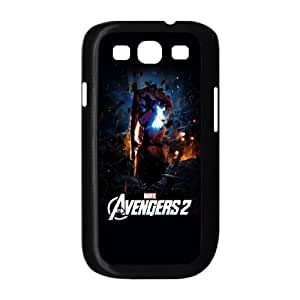 Avengers 2 Samsung Galaxy S3 9300 Cell Phone Case Black Phone Accessories VG_921215