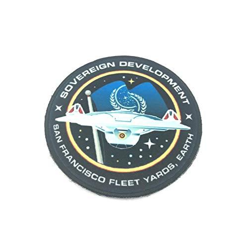 Star Trek Earth's Sovereign Fleet Yards 3