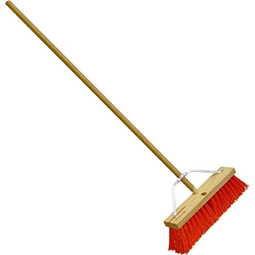 Corona 18-inch Stiff Street Push Broom by Corona