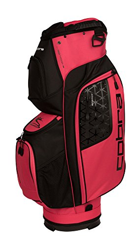 Cobra Golf 2017 Ladies Ul Cart Pink (Black/Raspberry)