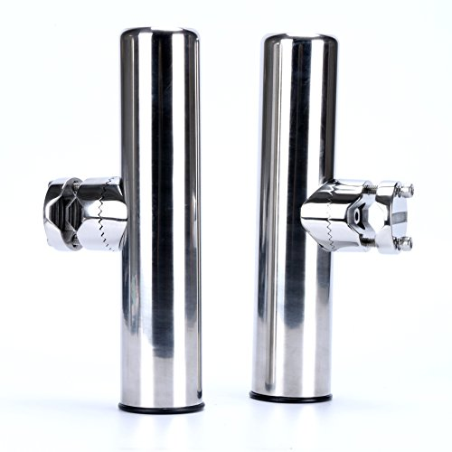 Amarine-made-2pcs-Stainless-Clamp-on-Fishing-Rod-Holder-for-Rails-78-to-1