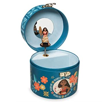 Official Disney Moana Singing Jewellery Box Amazoncouk Toys Games