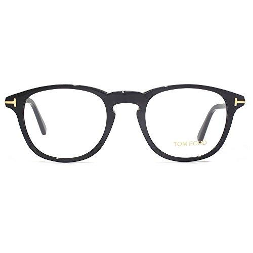 001 Ford Montures Black Tom Shiny Shiny 5389 Black lunettes de 0dv5qwv