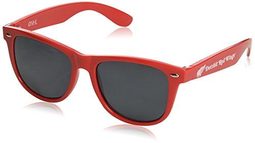 Siskiyou NHL Detroit Red Wings Beachfarer Sunglasses