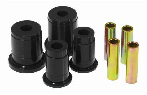 Prothane 6-207-BL Black Front Control Arm Bushing Kit (Bushings Arm Mustang Control Front)