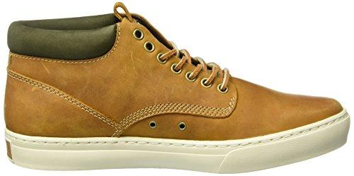 Timberland Avontuur 2,0 Cupsole Ftm_adventure 2,0 Cupsole Chukka Herren Hohe Sneakers Braun (chka Rood Tarwe)