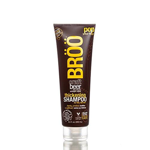 BR%C3%96%C3%96 Craft Beer Thickening Shampoo