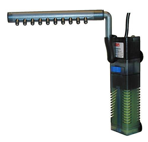 Koller Products TOM Aquarium Internal Power Filter (45 GPH Flow Rate)