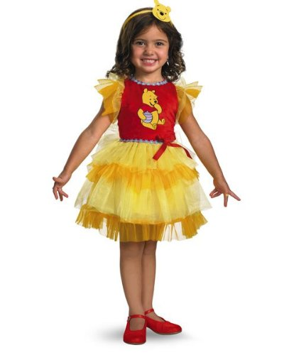 Frilly Winnie The Pooh Costume