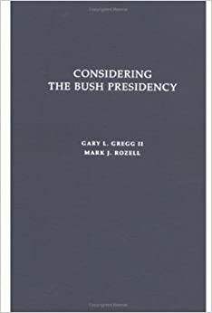 Book Considering the Bush Presidency