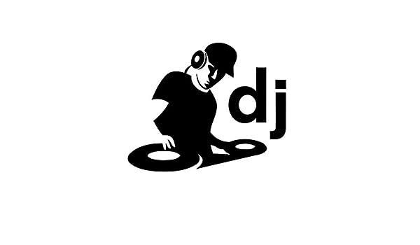CCI DJ con Tocadiscos Vinilo Adhesivo para Sticker|Cars Spinning ...