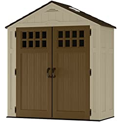 Suncast BMS6310D 6-Feet by 3-Feet Shed