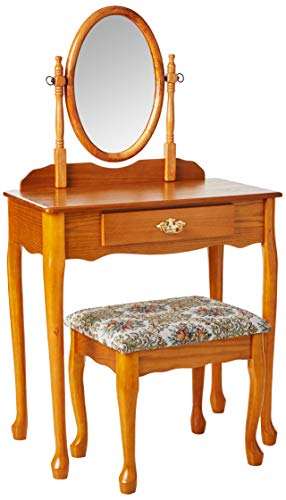 Crown Mark Vanity Set, -