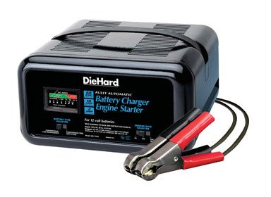 amazon com diehard 10 2 50 amp automatic battery charger model rh amazon com