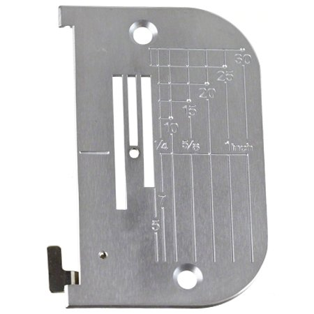 - Juki TL Series Needle Plate for Thick Fabric