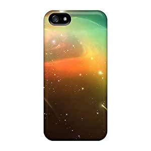 Protection Case For Iphone 5/5s / Case Cover For Iphone(planets Comets)