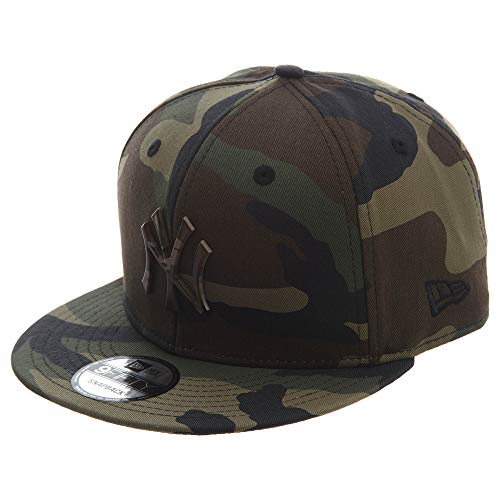 New York Yankees 9Fifty Army Camo Capped Adjustable Snapback Hat 8ba2ad182724