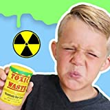 Toxic Waste - Original Yellow Drums, 5 Assorted