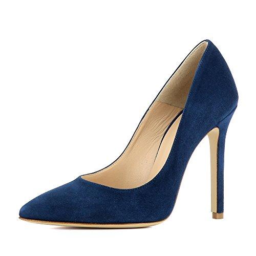 Pompes Marine Jessica Chaussures Evita vtVDOZD