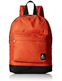 Junior Backpack, Rustic Orange, One Size