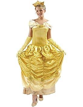 Rubies 888811 disfraz de la bella y la bestia, l mujer: Amazon.es ...