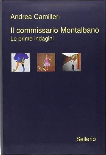 Book Il Commissario Montalbano