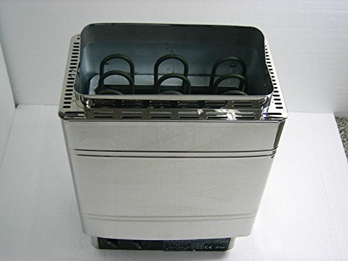 3KW Sauna SPA Heater Stove With Inner Controller AC220V by YJINGRUI
