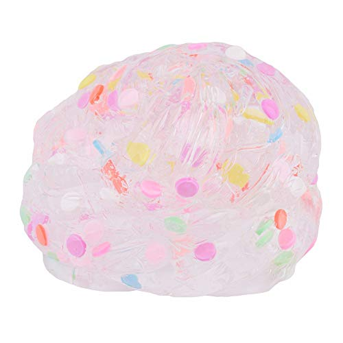 BODOAO Slime Beautiful Crystal Fruit Slime Prime Squishies Scented Stress Kids Clay Art -