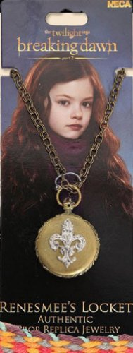 Twilight Breaking Dawn Part 2 Renesmee's Locket - Renesmee