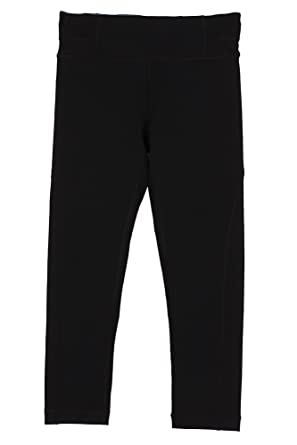 528e9bc2 Tommy Hilfiger Sport Women's Cropped Leggings (Black, X-Small) at Amazon  Women's Clothing store:
