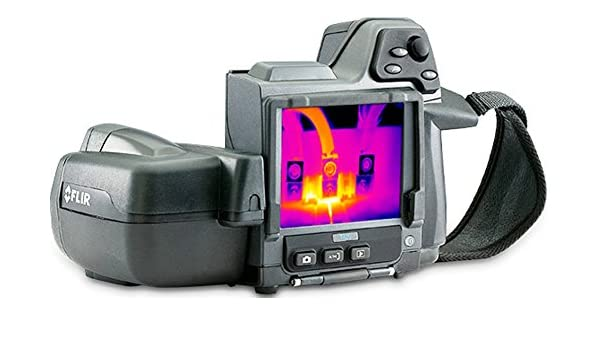 Built-in 3.1MP Digital Camera FLIR 62103-1503 Model T440-KIT-15 High Performance Thermal Imaging Infrared Camera with Standard and 15/° Lens Replaces 62103-1301 3.5 Widescreen LCD Display