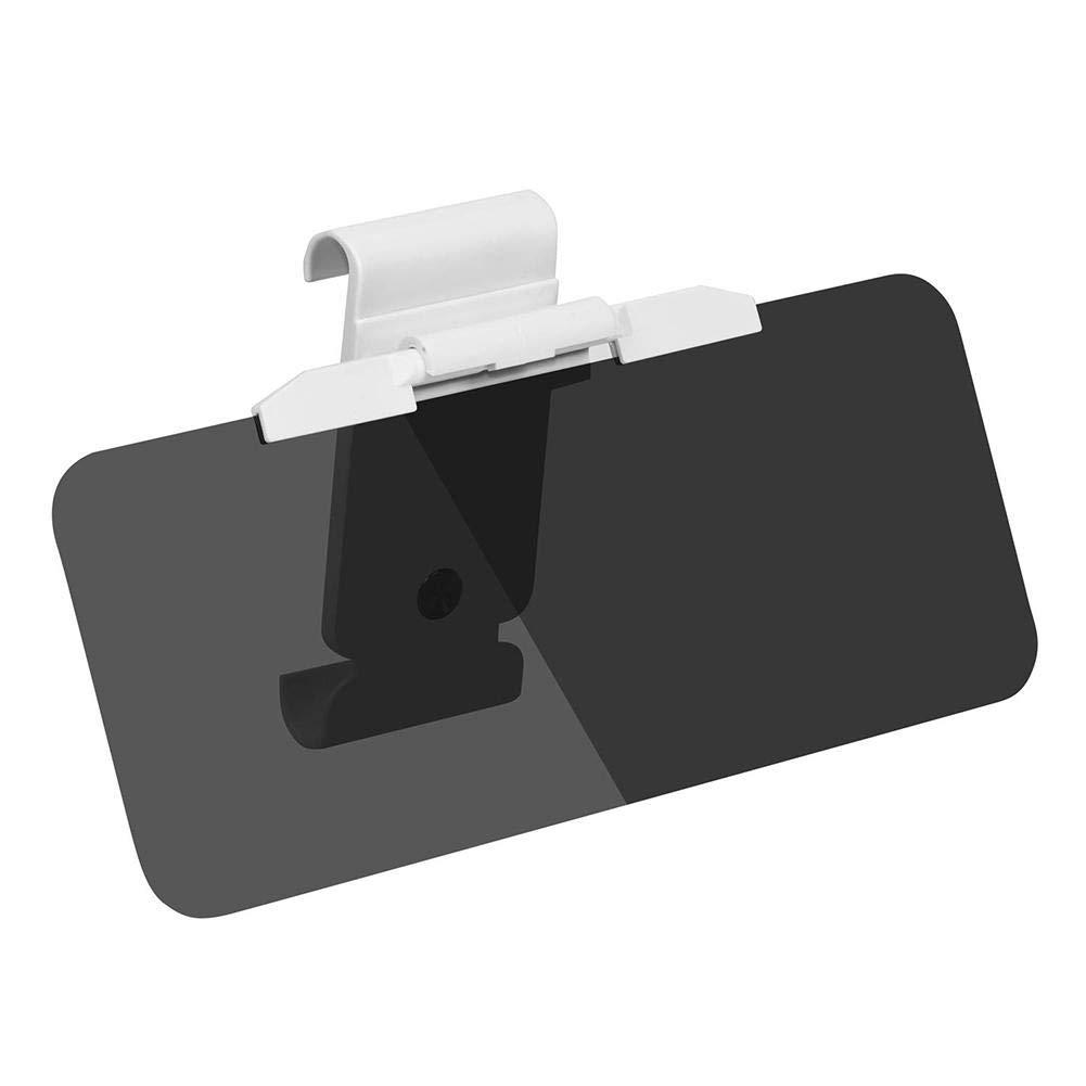 ambra rimorchi//pilastri 69x31,5mm 2 riflettori rettangolari autoadesivi