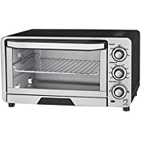 Cuisinart TOB-40N Custom Classic Toaster Oven Broiler (Stainless-Steel) - Factory Refurbished