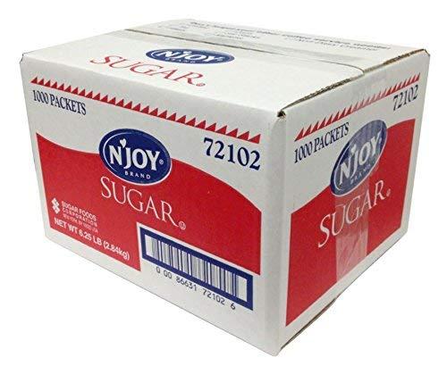 Sugar Packets, Box Of 1000