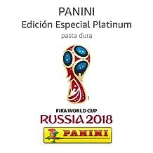 Panini - Fifa World Cup Russia, Edición Especial Platinum, 2018