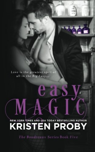 Easy Magic (The Boudreaux Series) (Volume 5)