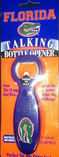 Florida Gators Musical Bottle Opener