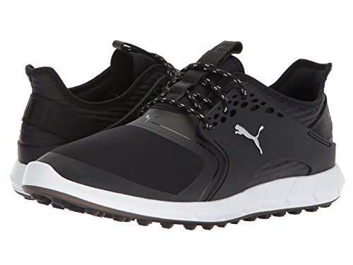 [PUMA(プーマ)] メンズランニングシューズ?スニーカー?靴 Ignite Power Sport Puma Black/Puma Silver 11.5 (29.5cm) D - Medium