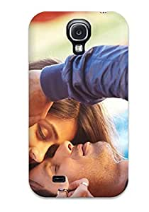 Brandy K. Fountain's Shop New Style Snap On Case Cover Skin For Galaxy S4(romantic Indian Boy Girl)