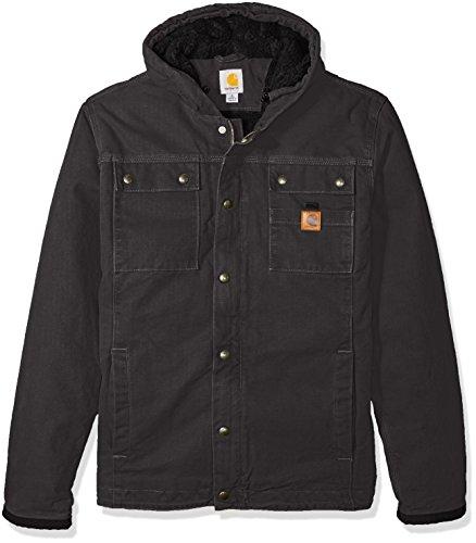 - Carhartt Men's Big & Tall Bartlett Jacket, Gravel, 3X-Large