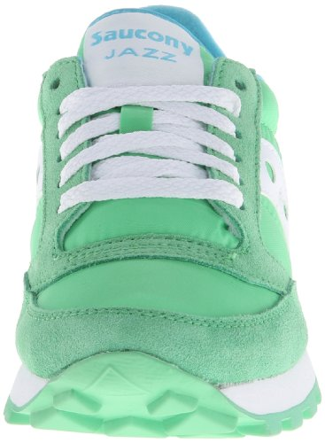 Trainer Women's Saucony Jazz Green Original 6qw4x8at