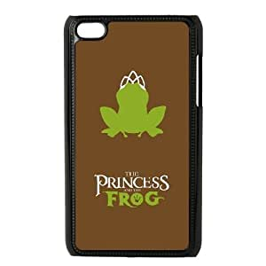 Princess and the Frog iPod Touch 4 Case Black Phone cover L7751934