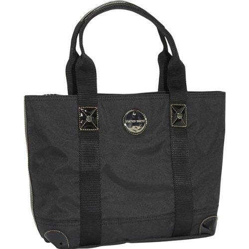 Franco Sarto Lite Breeze Medium Tote (Black), Bags Central