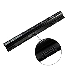 Arrownine M5Y1K Replacement Laptop Battery 14.8V 40Wh for Dell Inspiron 3451 3551 5558 5758 Vostro 3458 3558 Inspiron 14 15 3000 Series 1KFH3