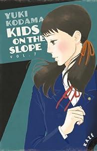 Kids on the slope, tome 7 par Yuki Kodama (II)