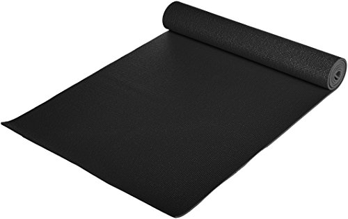 Amazon.com : AmazonBasics Yoga & Exercise Mat with Carrying ...
