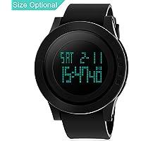 [Patrocinado] JoySAE - Reloj de pulsera para hombre, reloj deportivo digital multifunción